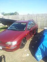 1993 Subaru Impreza Hatchback Strathpine Pine Rivers Area Preview