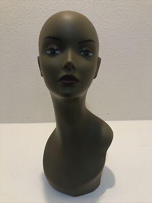 Realistic Mannequin Head For Wigsjewelryhatsemp056