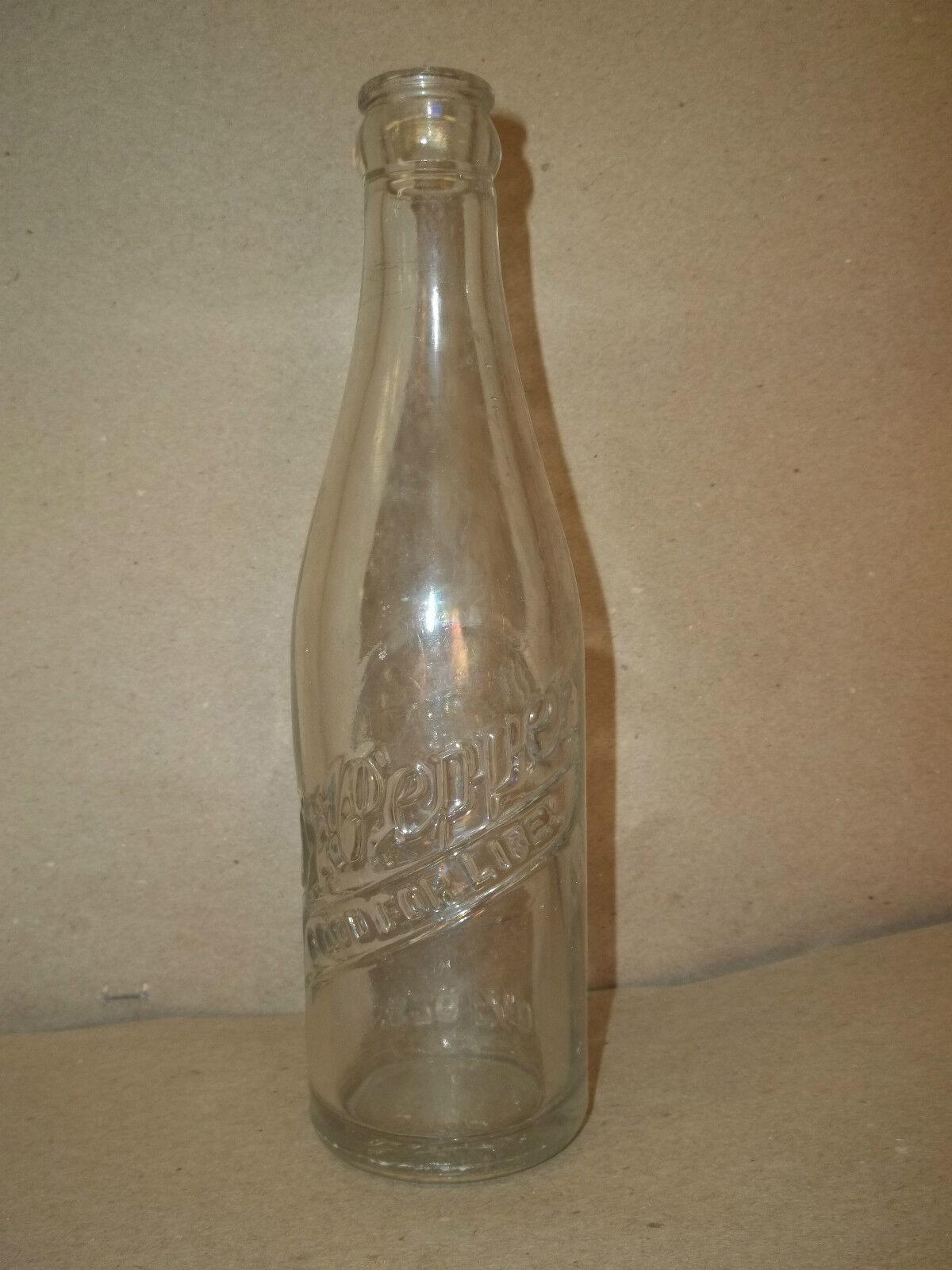 Vintage Dr Pepper Bottle Lesbian Films