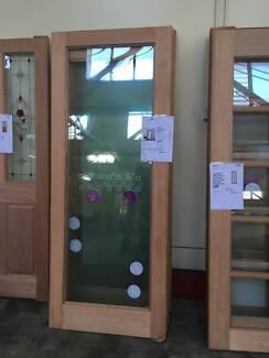 Corinthian Windsor Glass External Door 2040x820x40 St Marys Penrith Area Preview