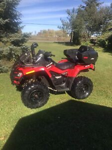 2010 can am 800 $5200 obo.