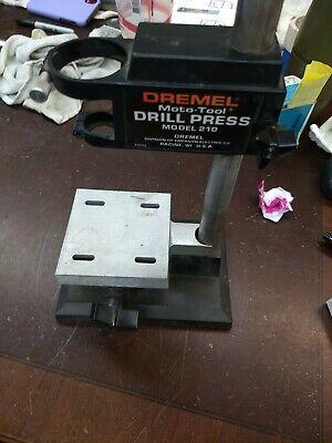 Dremel Moto-tool Drill Press Model 210 Frame Only B113