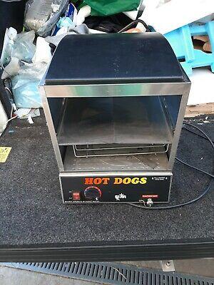 Star Hot Dog Steamer Needs Front Glass