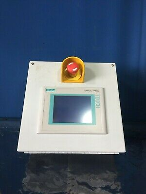 Siemens 6av6-642obc01-1ax1 Simatic Touch Panel