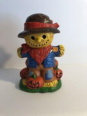Vintage ceramic Class scarecrow #83