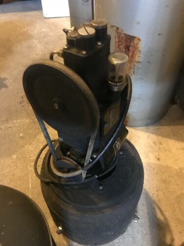 Ritter Dental Air Compressor - Model F