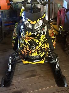 2015 skidoo summit 800R