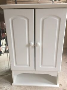 Bathroom cabinets and more