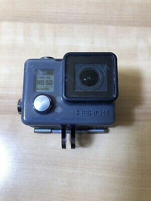 Go Pro Hero + 1080p60 fps, Waterproof, Built-in Wi-Fi, Preowned. Old Version.