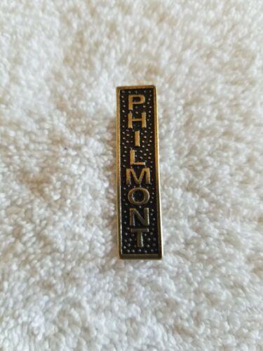 Boy Scouts of America Philmont Scout Ranch Bronze Belt Loop BSA