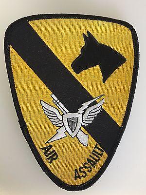 America/American U.S. Army Vietnam War 1st Cavalry - Air Assault cloth patch