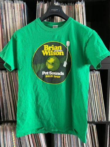 Brian Wilson pet sounds t-shirt Med 100% cotton - 2018 tour beach boys