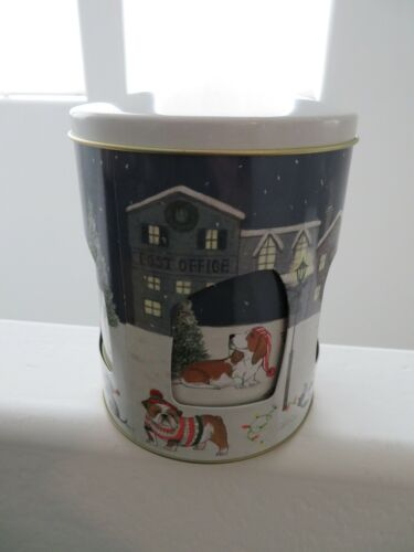 Park Avenue Puppies Carousel Musical Cookie Jar | Pier 1 BASSET HOUND Canister