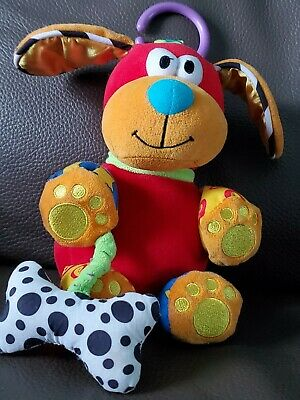 Lamaze baby toys red Puppy Dog