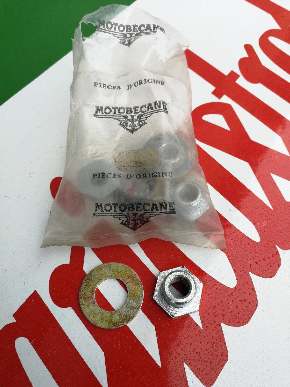 N.O.S ecrou volant magnetique rotor MOTOBECANE MOTOCONFORT mobylette M11 HOBBY