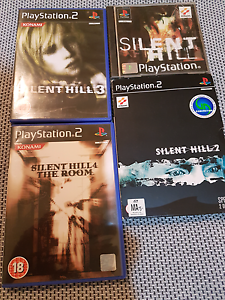 Silent Hill Games Trinity Park Cairns Area Preview