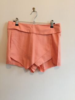 BNWOT skorts x2 white and orange pair size 8-10 Erskineville Inner Sydney Preview