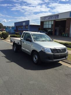 Toyota Hilux 2013 with only 7000klms  Slacks Creek Logan Area Preview