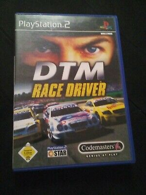 Playstation 2 PS2 Spiel DTM RACE DRIVER in OVP mit Anleitung, used for sale  Shipping to Nigeria