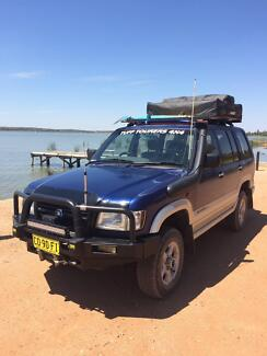 Holden Jackaroo 3.5l V6 1999. Negotiable !!! 4x4 Manual