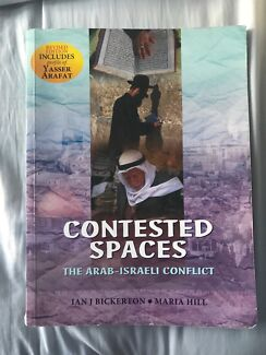 Contested Spaces The Arab-Israeli Conflict Textbook