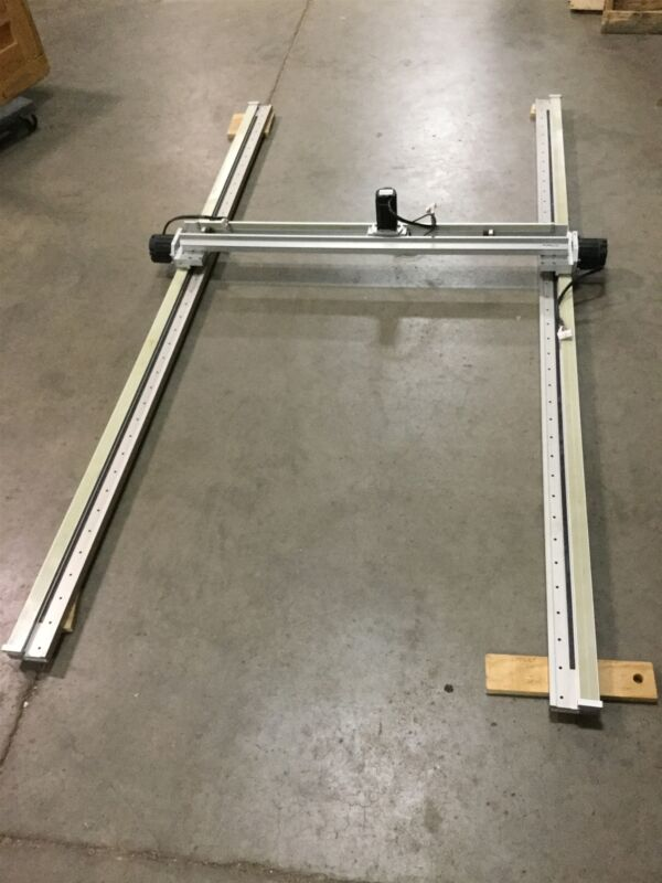 Bell-Everman Servo Belt Linear Gantry XY Dual Rail Actuator Stage 2200 x 1000mm