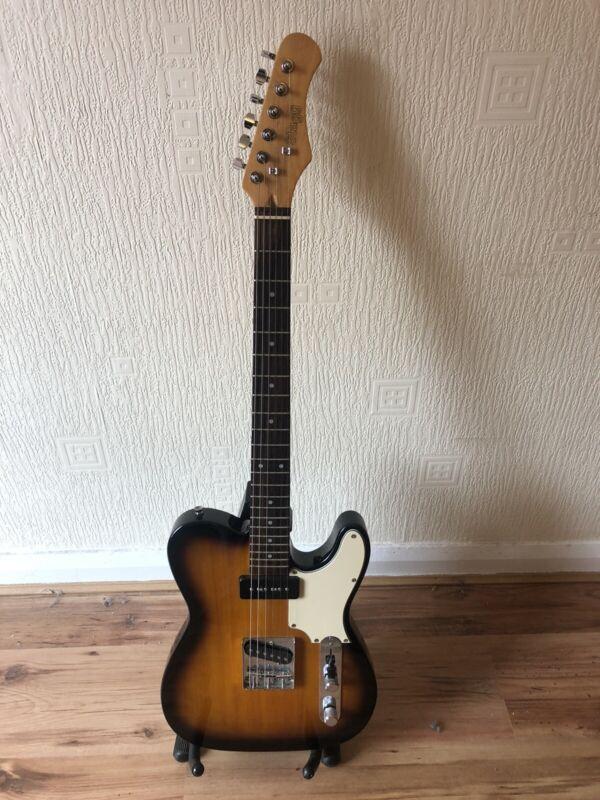 Stagg P90 Telecaster Guitar