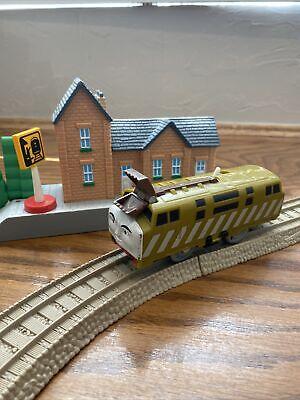 Thomas & Friends Trackmaster DIESEL 10 Motorized Train GUC Mattel