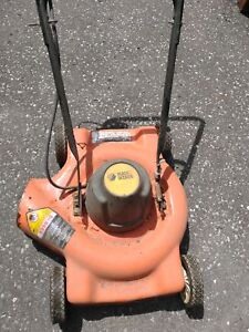 Electric Lawnmower Black and Decker $50.00