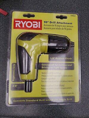 Ryobi 38 Right Angle 90 Drill Attachment