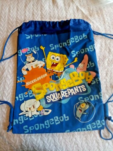 spongebob  squarepants bag
