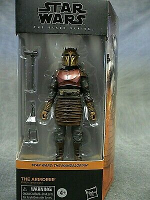 Star Wars Black Series NEW * The Armorer * Mandalorian Figure 6-Inch Hasbro