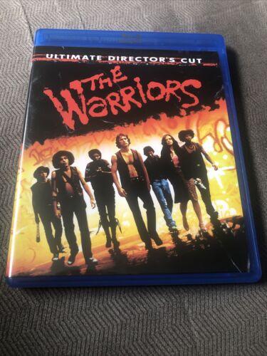 The Warriors Blu-ray Disc, 2017  - $8.50
