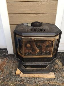 Napoleon Gas Fireplace