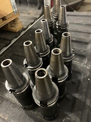 Cat40 Tg100 Collect Holders Mixture Of Lynedex Kennametal