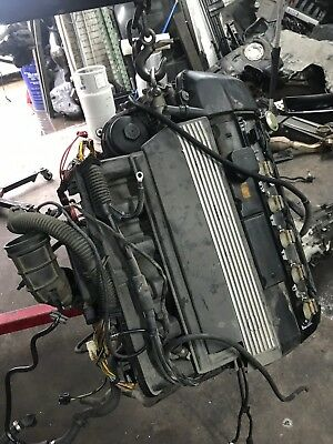 BMW E46 328I 328CI 2.8L 6 CYLINDER ENGINE MOTOR COMPLETE 132K OEM for sale  Shipping to Canada