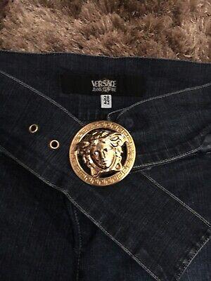 versace medusa   jeans size 28