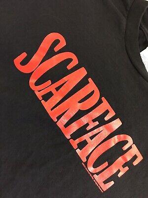Scarface T Shirt Universal Studios 2003 Size Large