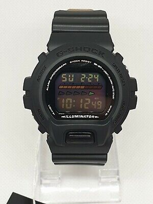 Casio G Shock DW6600 black matte,very good condition., used for sale  Shipping to United States