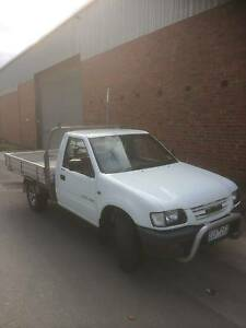 1996 Holden Rodeo Ute Sunshine Brimbank Area Preview