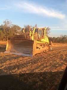 Dozer hire Darling Heights Toowoomba City Preview
