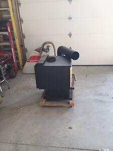 super series wood stove