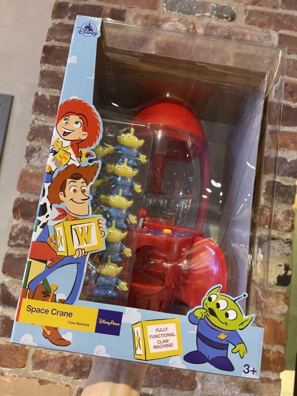 2020 Disney Parks Toy Story Alien Space Crane Little Green Men LGM The Claw