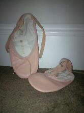 Brand New Block Pink Ballet Shoes - 4C RT Crows Nest North Sydney Area Preview