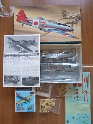 HASEGAWA KAWASAKI KI-61-I HIEN TONY MAILAND DEFENSE 1-48 KIT AIRES 4162
