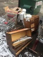 Junk ,Garbage and Spring Clean UP  226 224 9446 Unbeatable