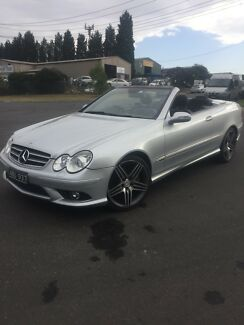 2009 Mercedes Clk 280 Amg pack 66kms  Keilor Brimbank Area Preview