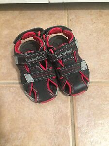 Like New Timberland sandal toddler size 6