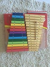 2 Children Xylophones both $20! Merrimac Gold Coast City Preview