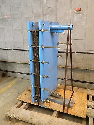 Dover Superchanger Plate Heat Exchanger Gcp-026-h-6-kj-29 15 X 37 29 Plates